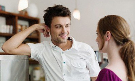 Flirten oefenen