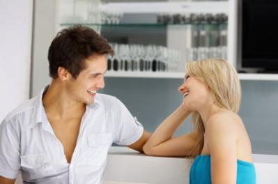 praten met vrouwen